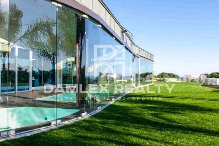 Villa con diseño exclusivo en Costa Maresme