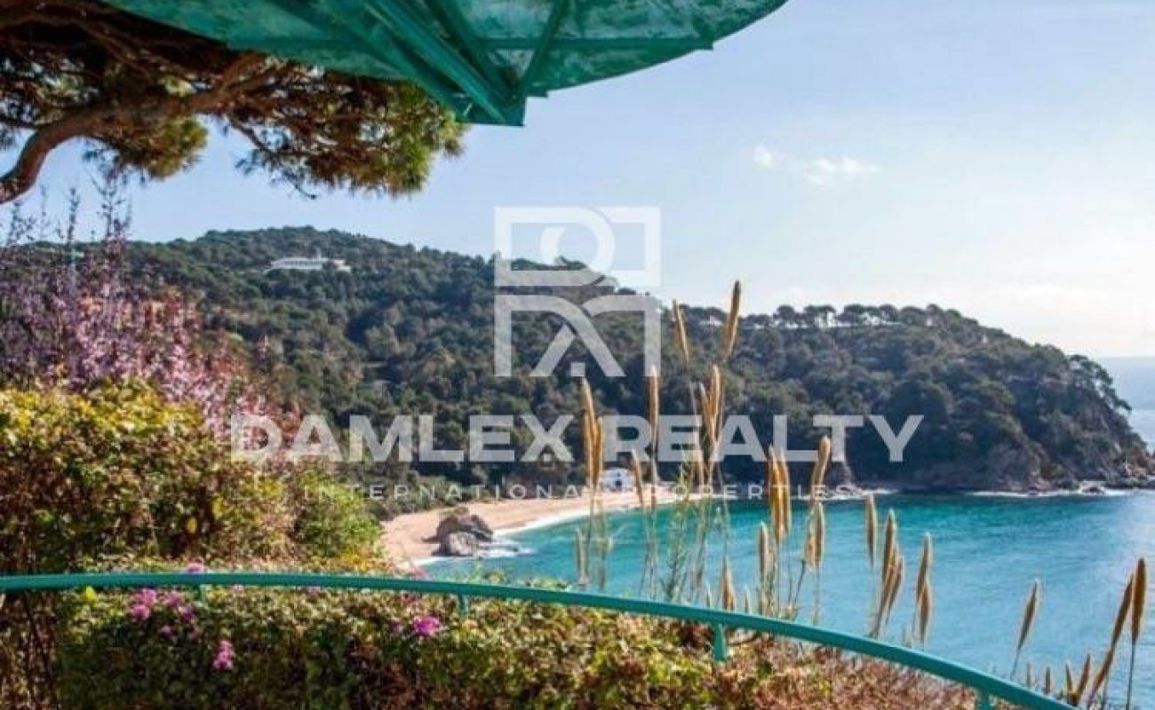 Villa con vistas fantásticas a la bahía en Costa Brava