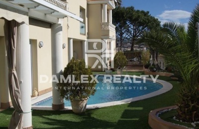 Villa de lujo cerca de la playa en la Costa del Maresme