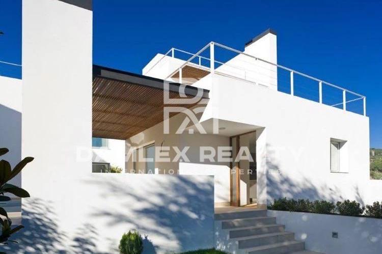 Nueva villa en la Costa Maresme