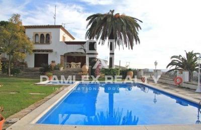 """Villa en Platja d""""Aro"""