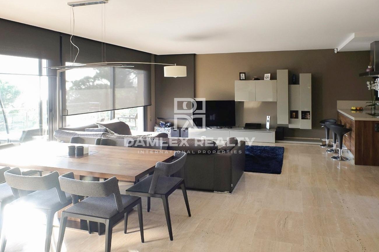 Villa en una urbanización de Lloret de Mar.