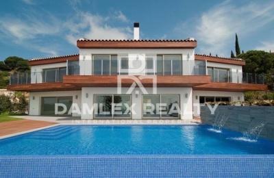 Villa exclusiva en una de las zonas residenciales más exclusivas de la Costa Brava