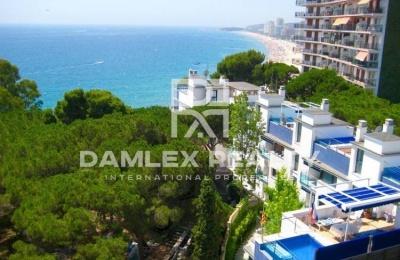 Apartamento con vistas al mar en Playa de Aro
