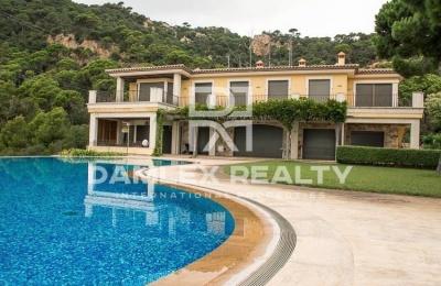 Villa de lujo en la exclusiva localidad de la Costa Brava