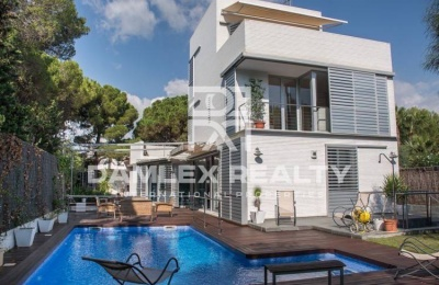 Villa a 500 metros de mar en Sitges