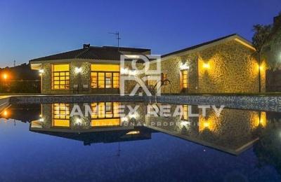 Villa de lujo en la localidad de Sant Andreu de Llavaneres