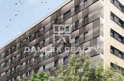 Apartamento nuevo con 3 dormitorios en la zona de Les Corts, Barcelona