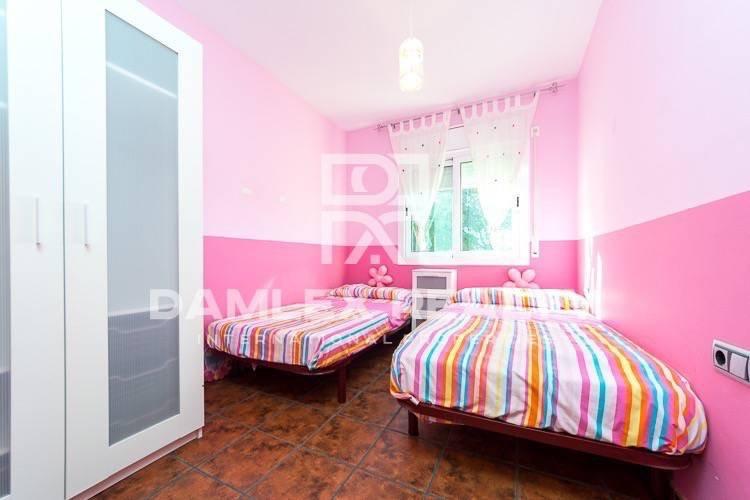 Villa con vistas panorámicas al mar en Lloret de Mar.