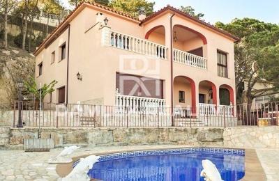 Villa con fabulosas vistas al mar en la Costa Brava