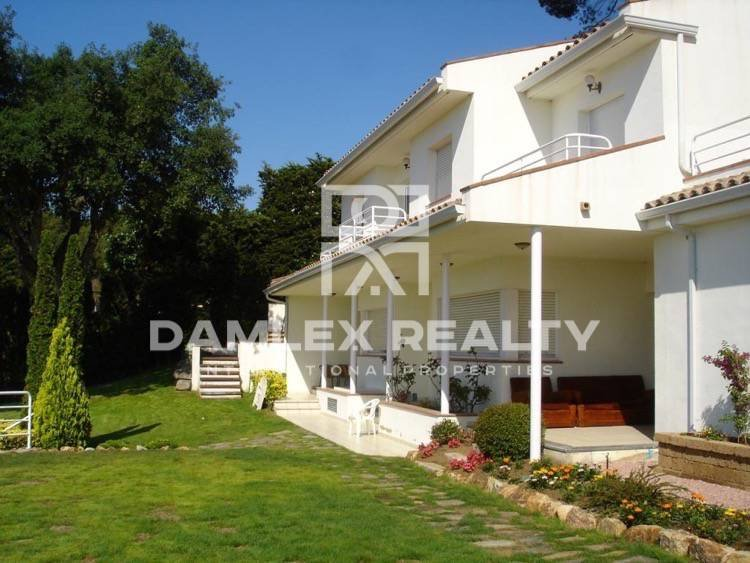 Villa con vistas panorámicas al mar en Blanes