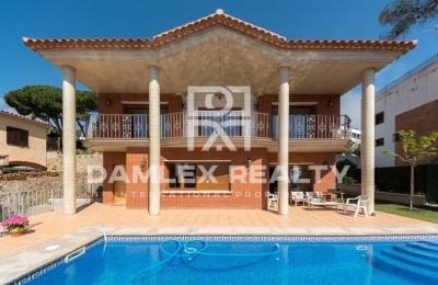 Nueva villa en Playa de Aro