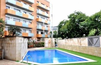 Apartamento se encuentra cerca del mar cerca de la Vila Olímpica de Barcelona