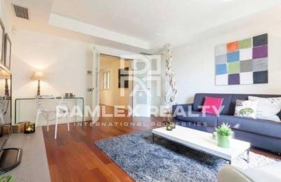 Apartamentos de lujo con licencia turística en Barcelona