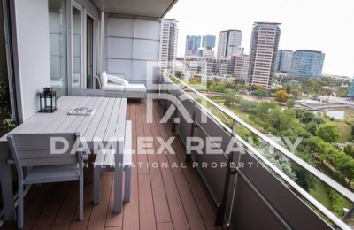 Nuevos apartamentos en un complejo residencial de lujo en Diagonal Mar