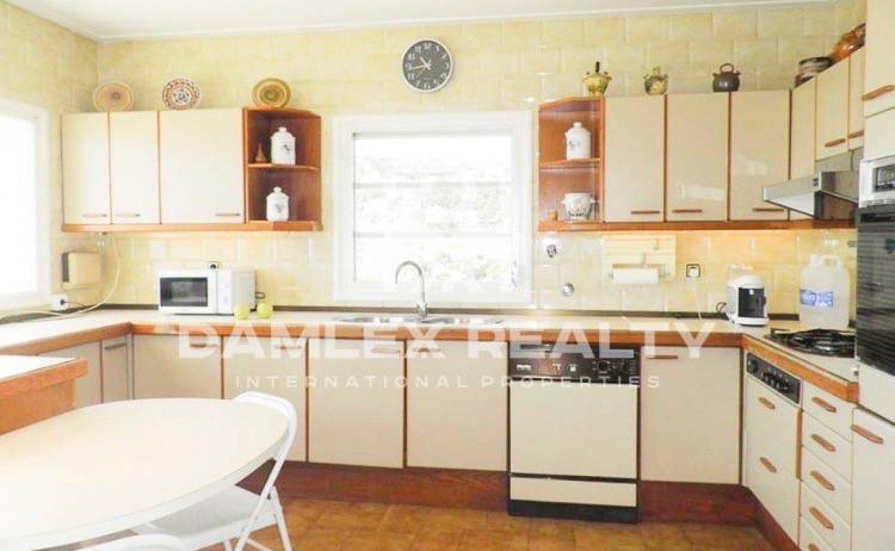 Casa con una gran parcela en la Costa Brava