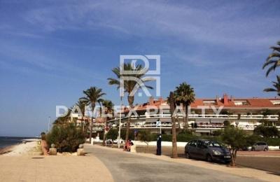 Apartamento en primera linia del mar, Costa Garraf.
