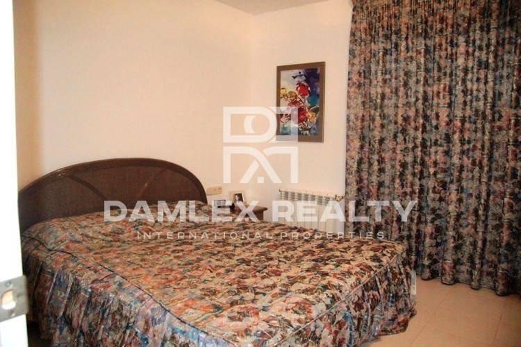 Casa en una de las zonas residenciales de Lloret de Mar. Costa Brava.