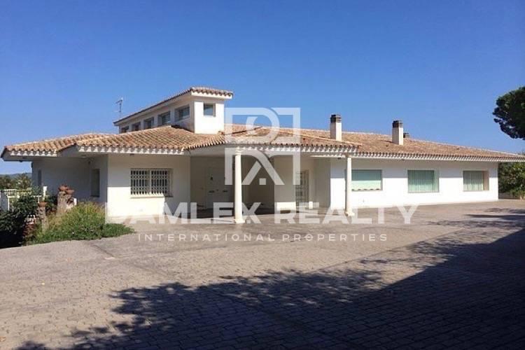Villa cerca de la playa en Sant Antoni de Calonge