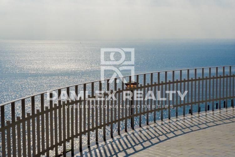 Villa con vistas al mar en Lloret de Mar