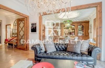 Apartamento en una prestigiosa zona de Barcelona.