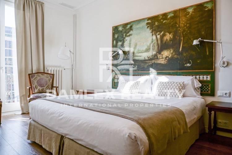 Exclusivo apartamento en el Paseo de Gracia