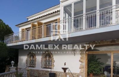 Villa de estilo Mediterraneo en Tossa de Mar