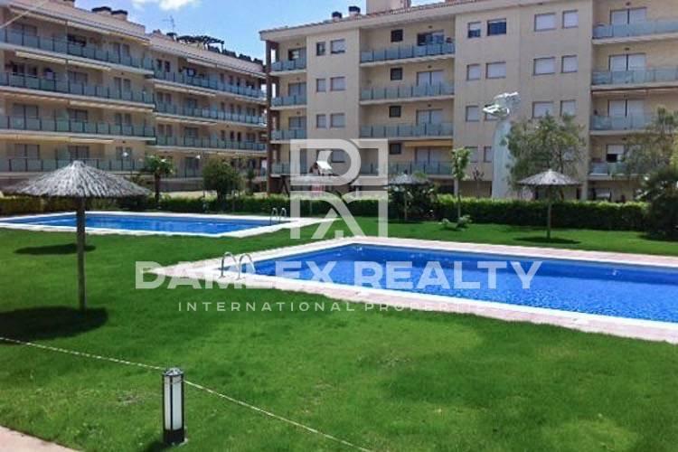 Apartamento en un complejo residencial con piscina. Lloret de Mar