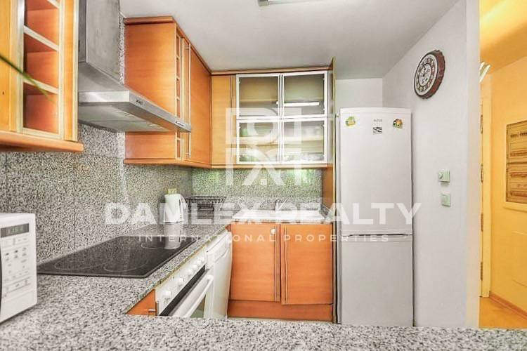 Apartamento con jardín privado en Lloret de Mar