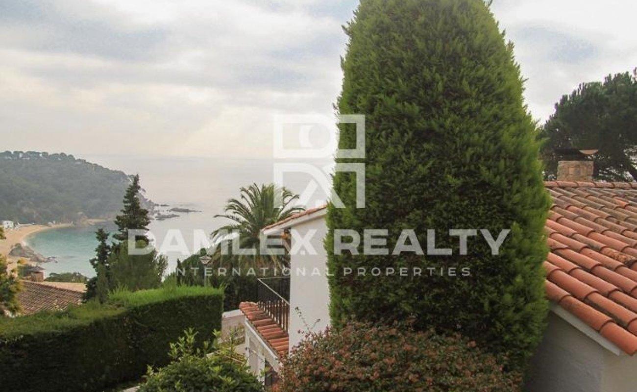 Acogedora casa a poca distancia de la playa en la Costa Brava