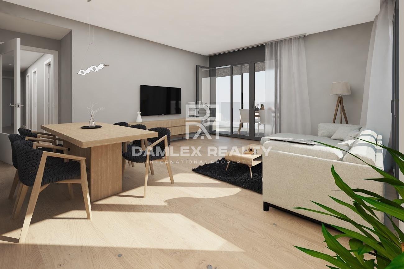 Nuevo edificio residencial en Barcelona