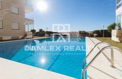 Apartamentos con vista al mar en Castelldefels