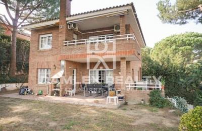 Casa en Cabrils. Costa de barcelona