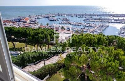 Impresionante apartamento con vistas al mar en Sitges