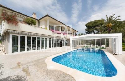 Villa cerca de la playa en Sitges