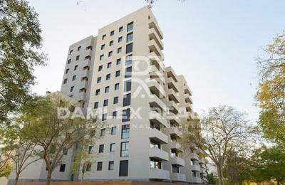 Nuevos apartamentos cerca de la plaza Cerda, Barcelona