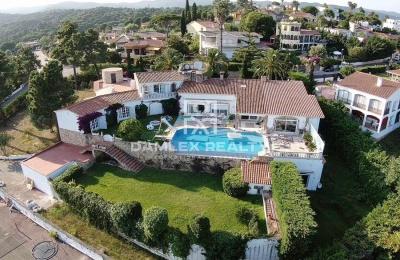 Villa de lujo en Lloret de Mar