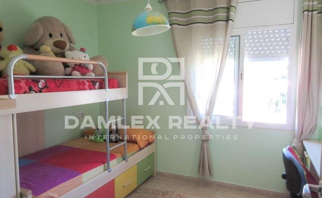 Dúplex de 150 m2 a 5 minutos de la playa. Costa Brava