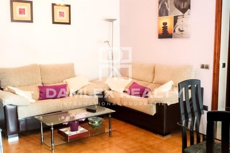 Apartamento de 4 dormitorios a 5 minutos a pie de la playa. Costa Brava