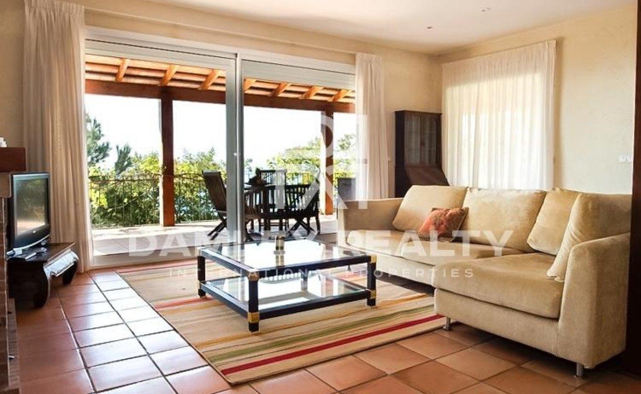 Villa en la exclusiva localidad de Cala San Francisco.