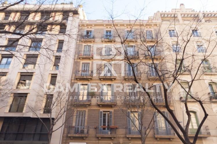 Apartamento en el centro de Barcelona. Cerca de la plaza de Cataluña