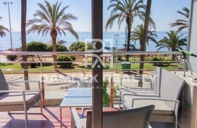 Apartamento con vistas al mar en Sitges