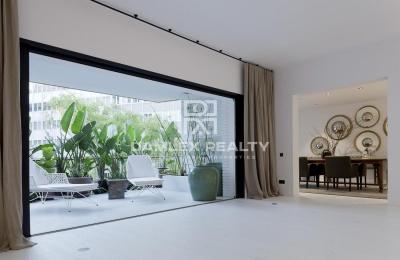 Amplio apartamento, cerca de Turó Park, Barcelona,