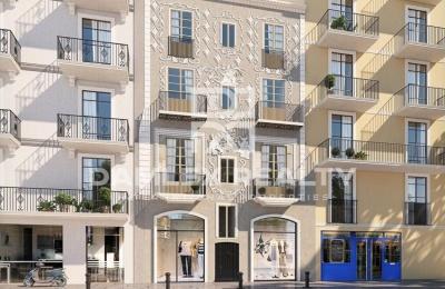 Nuevos apartamentos en el barrio Gótico de Barcelona.