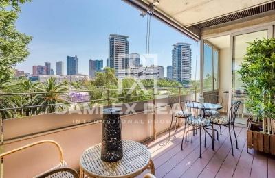 Precioso apartamento cerca del mar en la moderna zona de Diagonal Mar