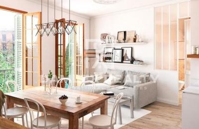 Elegante apartamento en el centro de Barcelona