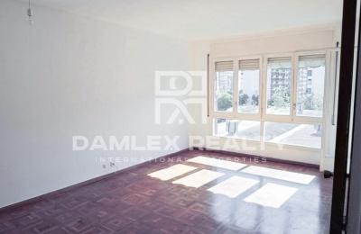 Apartamento para reformar en la zona de Les Corts, Barcelona
