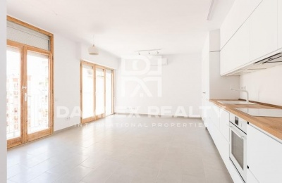 Apartamento en una zona céntrica de Barcelona