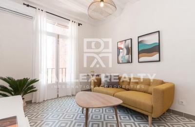 Apartamento en el barrio del Born, Barcelona