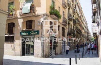 Apartamento reformado en el centro de Barcelona